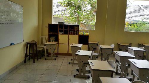 Ruang kelas lantai 1