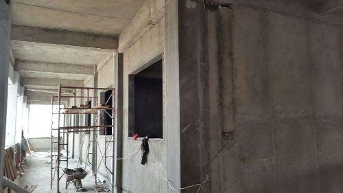Keadaan bangunan lantai 2