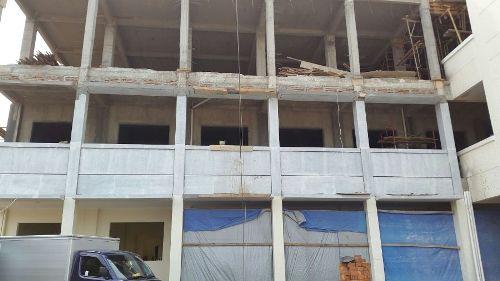 Bangunan Tahap II seluruhnya ada 3 lantai